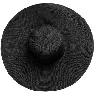 ece70e0bb382e Ayliss Accessories - Floppy Derby Wide Large Brim Beach Straw Sun Hat